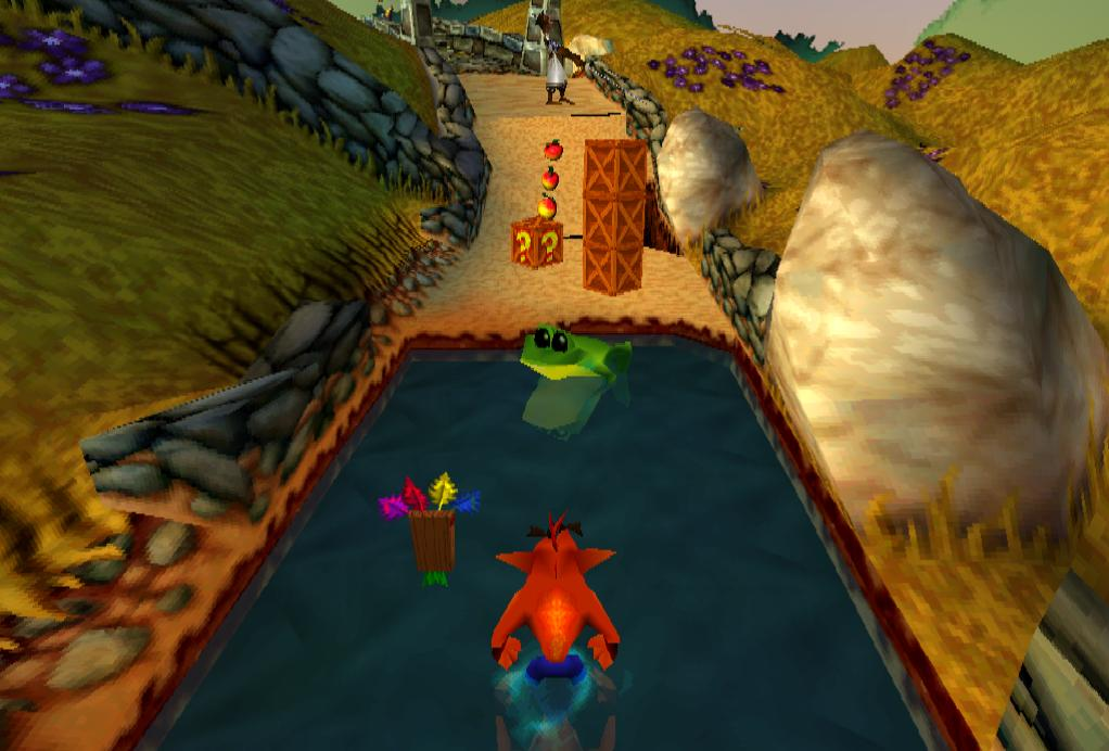 Oriental location | crash bandicoot 3 | levels crash bandicoot n.